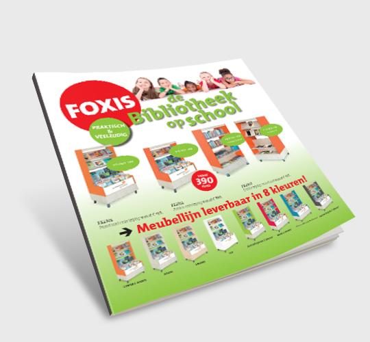 Biblioshop_Foxis_Folder affiche